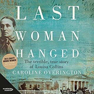 Last Woman Hanged cover art