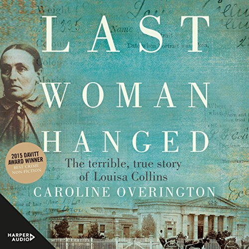 Last Woman Hanged cover art