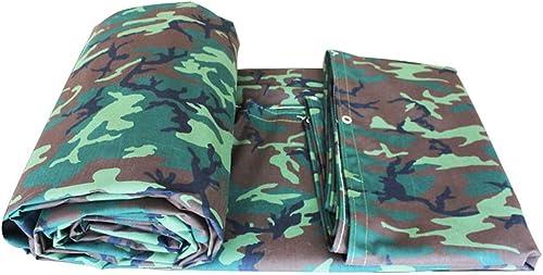 Baches imperméables de Camouflage de bache Baches résistantes aux UV Baches durables Couvrent Le Tissu de Prougeection Solaire pour Le Bateau de Camion de Motos