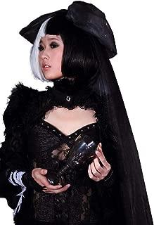 Steampunk Sexy Bolero Jacket Shrug Women Black Tops Scarves Pashmina Feather Shawl