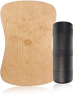 comprar comparacion JUCKER HAWAII Balance Board Homerider KEIKI Pure - Tabla de Equilibrio Balancetrainer con Rodillo