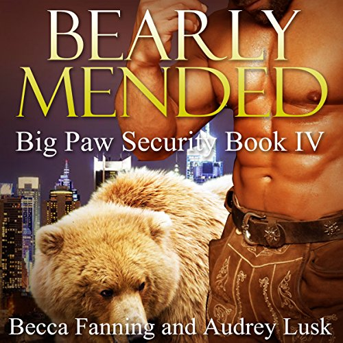 Bearly Mended cover art