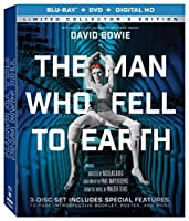 Man Who Fell to Earth/ [Blu-ray]