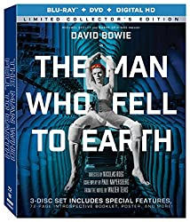 The Man Who Fell to Earth, starring David Bowie, the man who fell to earth, Blu-ray , Buck Henry , Candy Clark