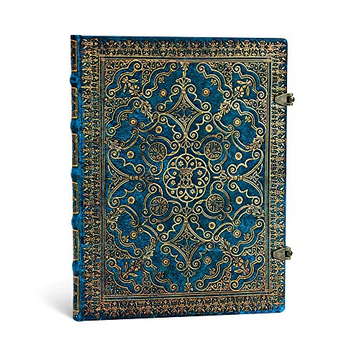 Paperblanks Equinoxe Azurblau - Notizbuch Ultra Unliniert