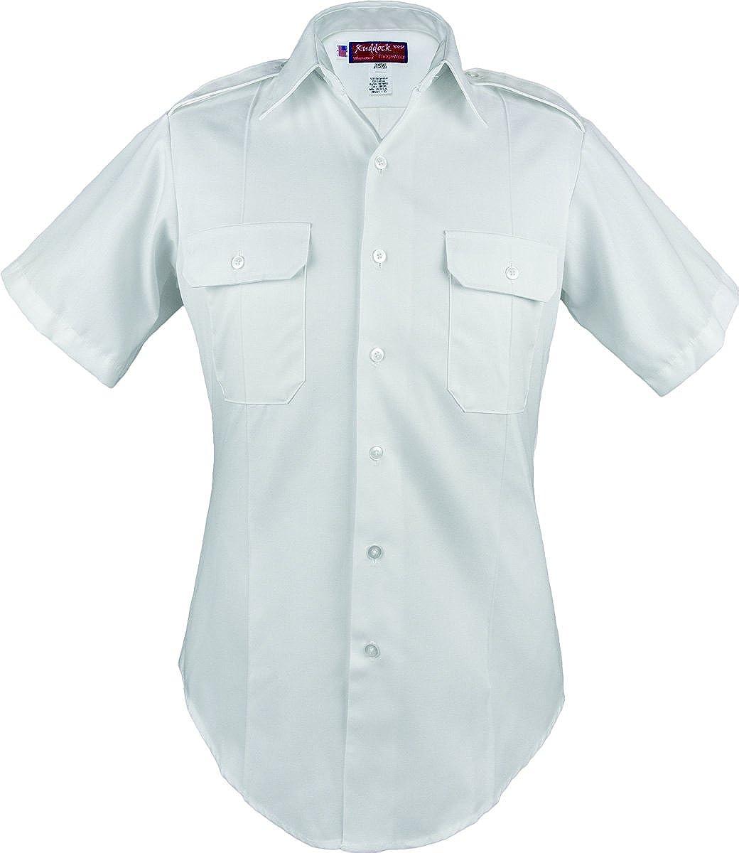 Short Sleeve quality assurance Under blast sales White Duty Shirt