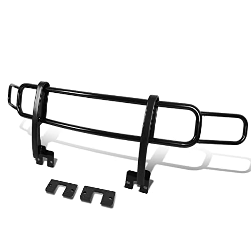 For Hummer H3 / H3T OE Style Front Bumper Brush Bull Bar Grille Guard (Black