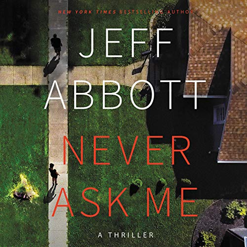 Never Ask Me  By  cover art