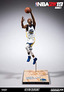 Kevin Durant NBA 2K19 Series 1 (McFarlane Toys Collectible)