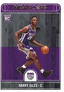 2017-18 Panini Hoops #270 Harry Giles Sacramento Kings Rookie Basketball Card
