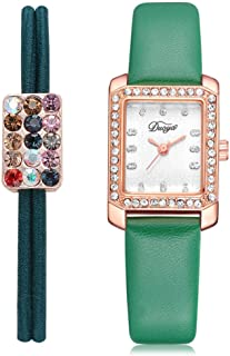 Wristband Women's Wrist Watches Ladies Series Girls Watch Female for Women Women's Watch Fashion Watch Creative Square Dia...