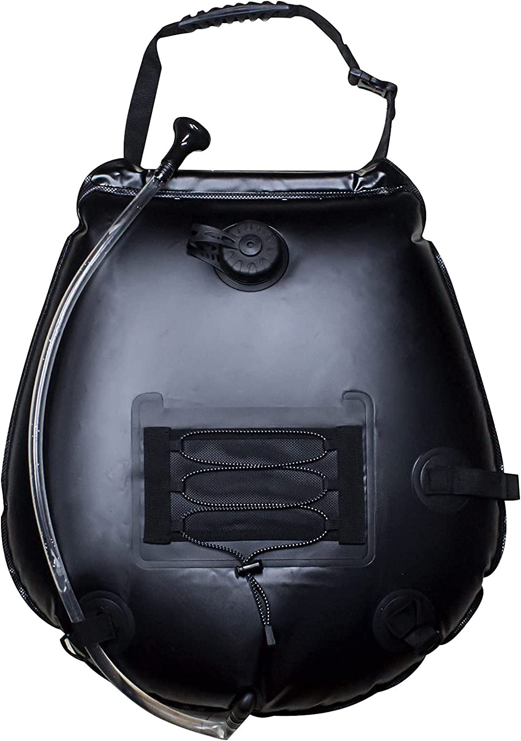 FTEOX Portable Shower Bag for Camping 6.6 We OFFer at cheap prices Gallons High order 25 Liters Sola