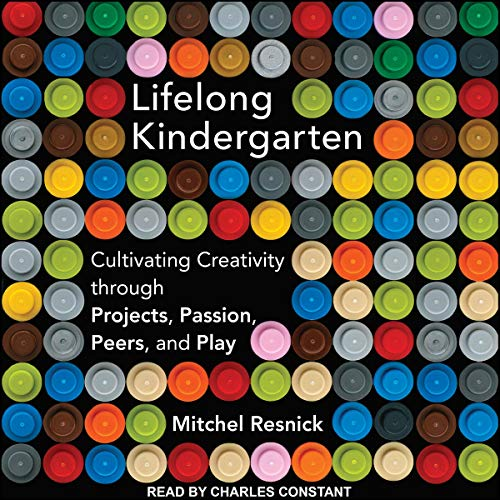Lifelong Kindergarten audiobook cover art