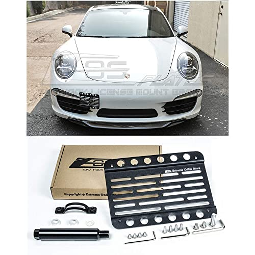 For Porsche 911 Boxster Turbo 01-05 License Plate Bracket Genuine