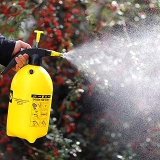 2L Hand-pressure Hand Pump Pressure Sprayer Bottle Pressurized Spray Bottle,Manual Fogger Sprayer Home Garden Industrial C...