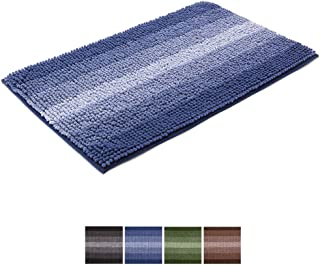 Amazoncom Blue Bath Rugs Bath Home Kitchen