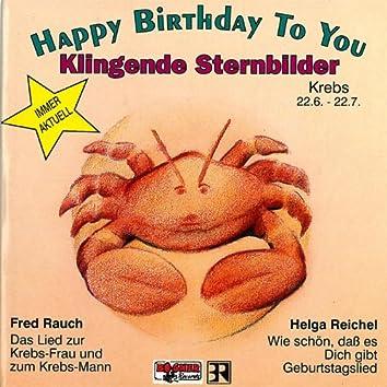 Klingende Sternbilder - Krebs 22.06.-22.07.