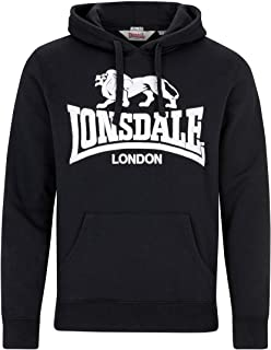 Amazon.it: Lonsdale Felpe con cappuccio Felpe: Abbigliamento