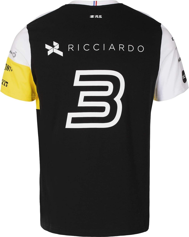 Le Coq Sportif Renault tee SS Pilote 3 M Camiseta de Manga Corta Hombre