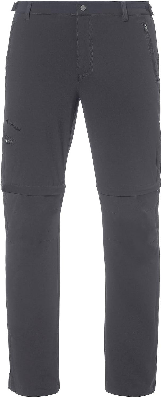 Vaude Farley Stretch T-Zip II Zip-Off Pants Iron