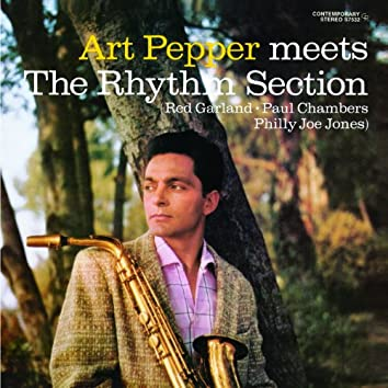 Art Pepper Meets The Rhythm Section (OJC Remaster)