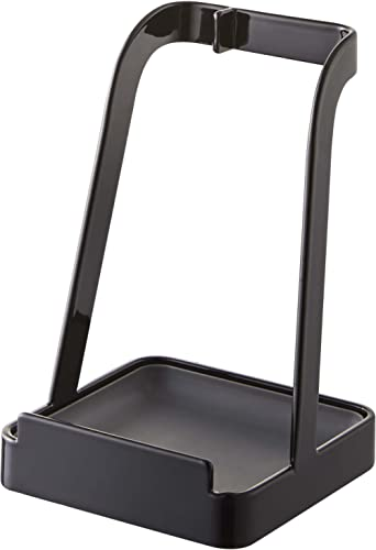 YAMAZAKI Home 2249 Tower Ladle Holder-Lid Stand for Utensils in Kitchen, Black product image