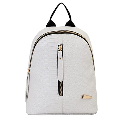 f4ca861777 HARRYSTORE Womens Leather Backpack School Rucksack - Girls Small College  Shoulder Satchel Travel Shoulder