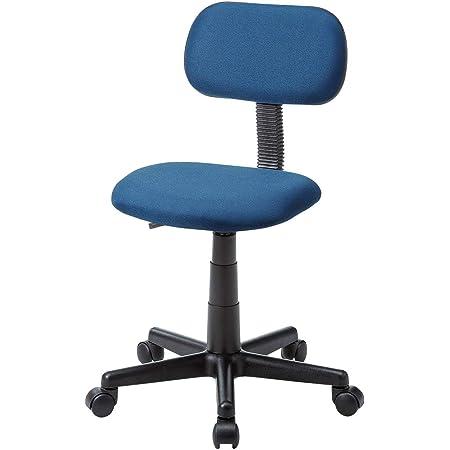 サンワサプライ オフィスチェア/デスクチェア ブルー SNC-A1BL