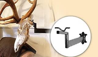Adjustable Bull Bracket European Elk Skull Hanger Mount Kit - For Elk, Moose, Caribou, Buffalo, Cattle, and Other Large Game - World's Strongest Holds Over 100 Pounds - Oil Rubbed Bronze - Made in USA