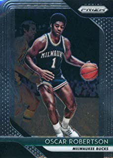 oscar robertson basketball card