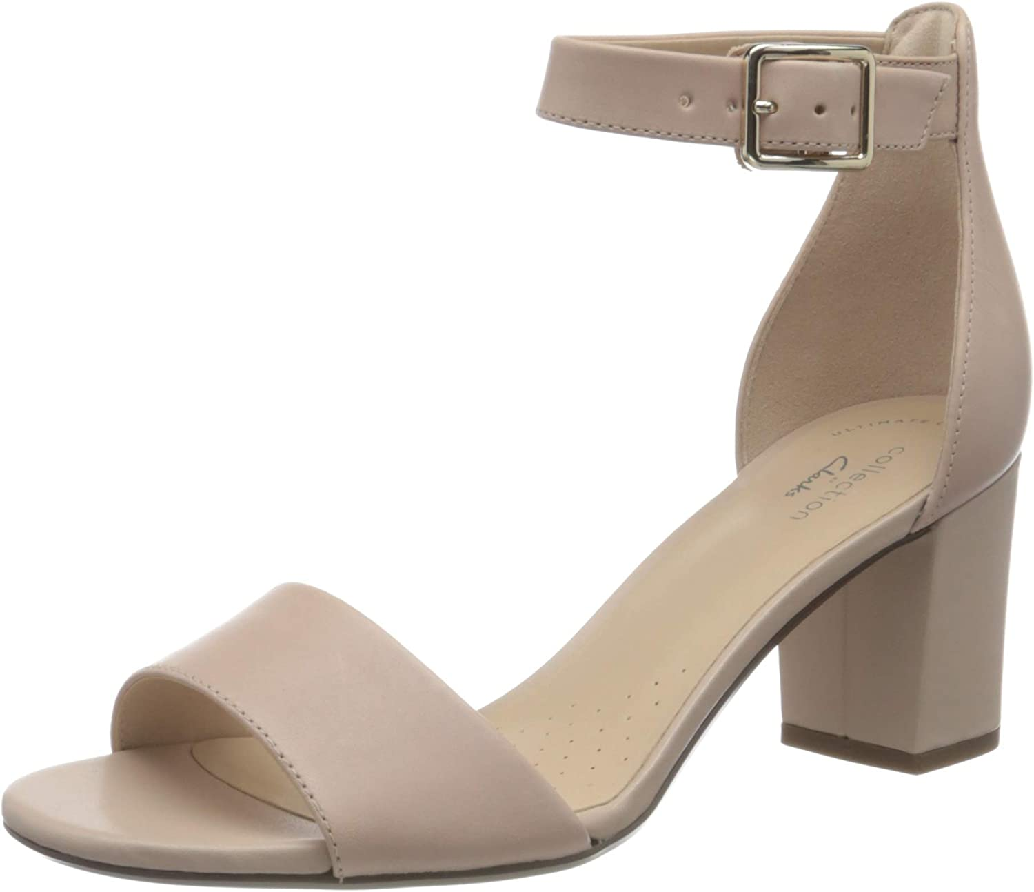 Clarks Women's Discount mail order Year-end gift Ankle Strap Sandals