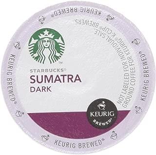 Keurig Starbucks Sumatra Dark Roast, 48 Count