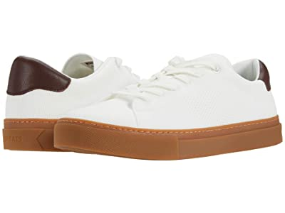 GREATS Royale Knit (Blanco/Gum) Men