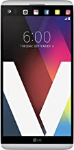 LG V20 H910a AT&T Unlocked GSM 4G LTE Quad-Core Smartphone w/ Dual Rear Cameras (16MP+8MP) - Silver (Renewed)