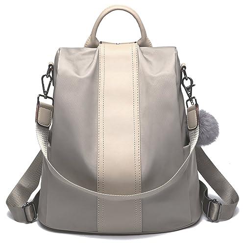 b941b385c7c9 Women Backpack Purse Waterproof Anti-theft Rucksack Lightweight School Shoulder  Bag for Girls