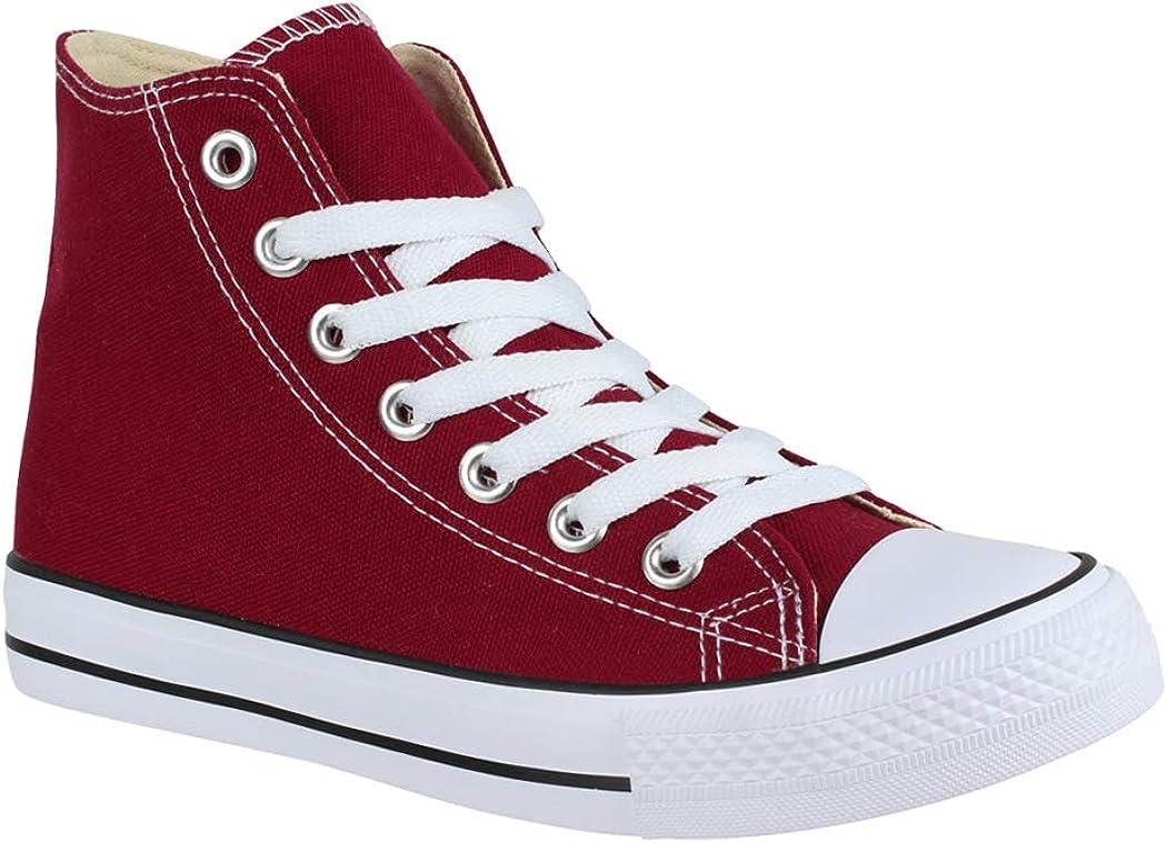 Elara Zapatillas de Deporte Unisex Zapatos Deportivos High Top Chunkyrayan