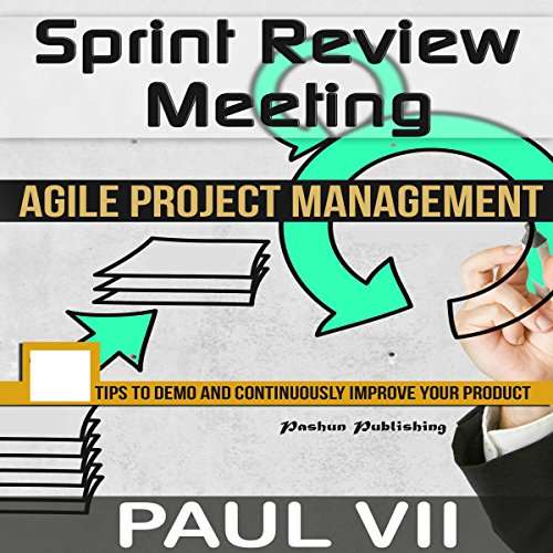 Sprint Review Meeting: Agile Project Management audiobook cover art