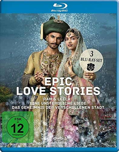 Epic Love Stories [Blu-ray]