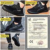 Immagine 2 tqgold scarpe antinfortunistica uomo donna