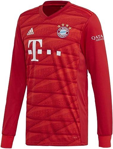 Adidas FC Bayern Munich 2019 Maillot Domicile L S