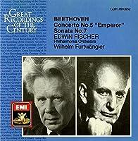 References - Beethoven: Piano Concerto no 5, etc / Fischer (2004-01-01)
