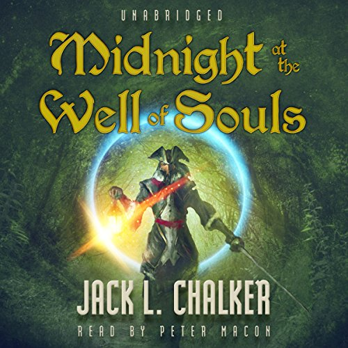 Midnight at the Well of Souls audiobook cover art