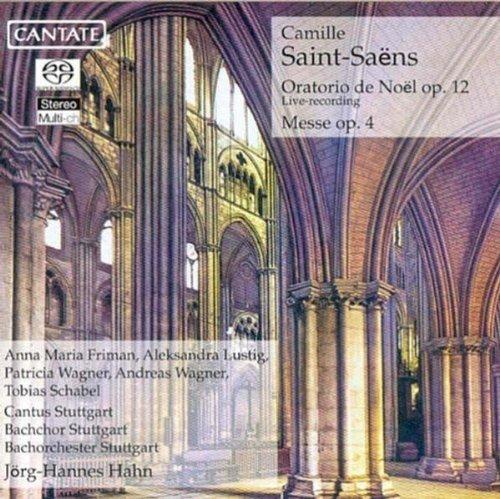 Oratorio de Noel Op.12/Messe Op.4