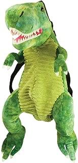 Johnco FS011 Green Dinosaur Backpack