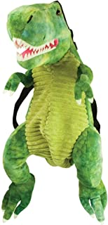 Johnco FS011 Green Dinosaur Backpack