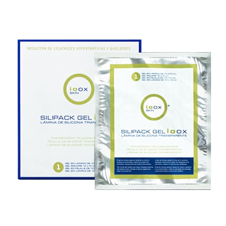 オセアニア多用途感情のIoox Silipack Scars Lamina Gel 10x10cm [並行輸入品]