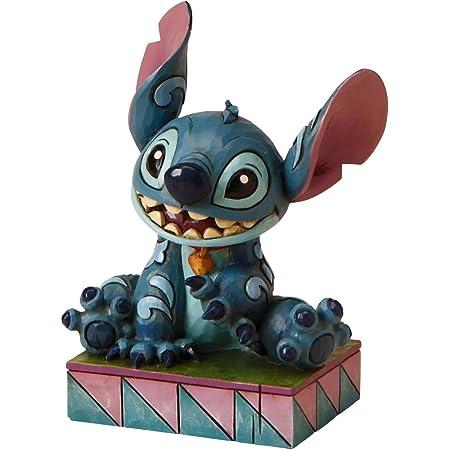 Jim Shore Disney Strange Life-forms Stitch Personality Pose Figurine 4059741 New