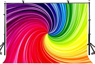 Best rainbow backdrop party Reviews