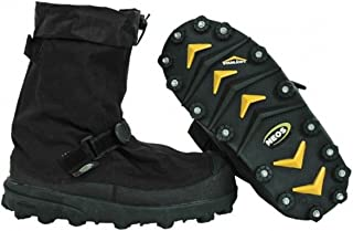 STABILicers Voyager Overshoe Traction Ice Cleat for Snow and Ice, 1 pair