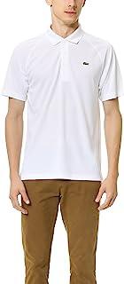 Lacoste Mens Sport Short Ultra Dry Raglan Sleeve Polo Shirt